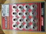 Manley 23662-16 Titanium Valve Spring Retainers