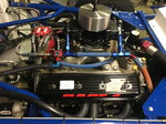 New GM 604 crate engine complete from Race 1 + brinn