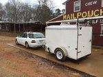 5x8 enclosed stacker trailer