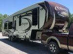 2015 Columbus 340RK 5th Wheel