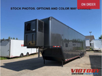 2021 ATC 40' Aluminum GN 3 Car Stacker - Wide Body (On-Order