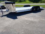 2022 Sundowner Ultra Aluminum Car Trailer 4K Axles