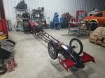 Ex Jr. Fuel Front Engine Dragster