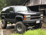 97 Tahoe solid axle swap