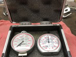 Longacre Durometer + depth gauge