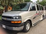 2006 Chevy 7-Passenger Conversion Van, 5.3L Vortec V-8 engin