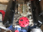351 all steel back up motor for my vintage stock car