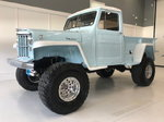 1954 Willys Jeep Restored Classic Lifted 4 Wheel Drive Pick