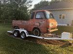 1961 Ford Econoline Truck