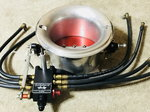 "Enderle toilet 5"" throttle body KJ Crawford barrel Val"