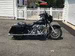 2007 Harley Street Glide touring