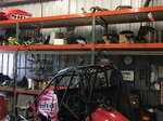 Sprint cars, motors, parts and haulers