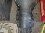 Rebuilt TH375 Transmission and Many 1968 Firebird engine par