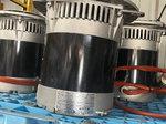 10 kw 1800 RPM Generators 4 Pole Copper Wound - SAE 5 - 6.5