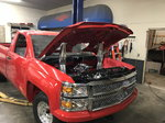 2wd pulling truck pro stock class