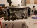 2)Holley 1050 Dominator 80920BK EXCELLENT CONDITION