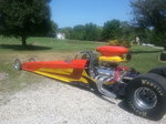 """2007 S&W 235"""" Dragster"""