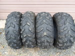 ATV / UTV Tires Set Of 4