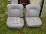 RARE ROADSTER T BUCKET STREET ROD BUCKET SEATS RAT ROD HOT R