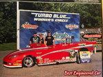 Corvette Roadster Winner of BEST ENGINEERED CAR