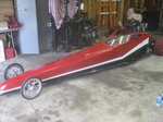 JR DRAGSTER 8.90 TURN KEY CAR