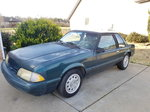 91 Mustang Coupe 5 Speed 4Cyl