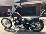 1975 Harley Davidson