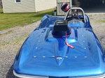 """1963 Suncoast Corvette roadster, 4130 car,540"""",complete"""