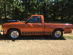 Chevy S-10 Street/Strip Truck
