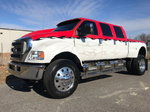 2006 Ford F650 6 Door Custom Conversion Full Air Ride Suspen