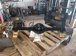 Mopar a/b/e body & truck hot rod 8 3/4 disc brake rear e
