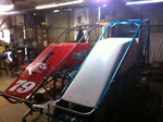 2 Sprint Car Chassis an More