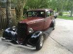 1933 Ford 5 Window