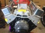 377 stroker roller motor