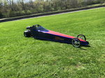 2018 Halfscale Outlaw /Quick16 / 7.90 Car - 2 motors