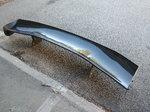 APR GTC-300 Wing + Gurney Flap