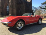 1971 Corvette Converible Numbers Matching ready for summer