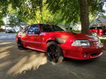 1992 Ford Mustang Turbocharged 369ci