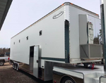 2009 renegade 3 car stacker trailer