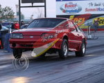 1988 Ford Mustang GT Drag Car Roller