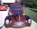 1941 Willys Coupe 400ci Pro Street