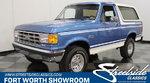 1989 Ford Bronco 4x4 Custom