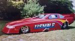 1990 OLDS FUNNY CAR ROLLAR