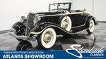 1933 Chrysler Imperial CQ Roadster