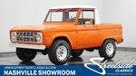 1967 Ford Bronco 4X4 Utility Pickup