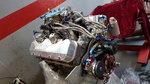 582ci Nitrous Motor