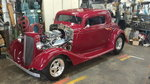 For Sale: 34 Chevy 3 window coupe SR20 632 Pump Gas