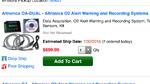 Altronics O2 alert