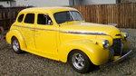 1940 Chevy 4 door sedan street rod
