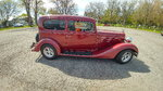 TRADES WELCOME 1934 CHEVY VERY NICE CAR